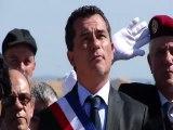 CAP D'AGDE - 2011 - Cérémonie Commémorative du Débarquement de Provence en AGDE - 5 AOUT 2011 -