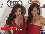 Maria Canals-Barrera and Constance Marie Hot in RED!
