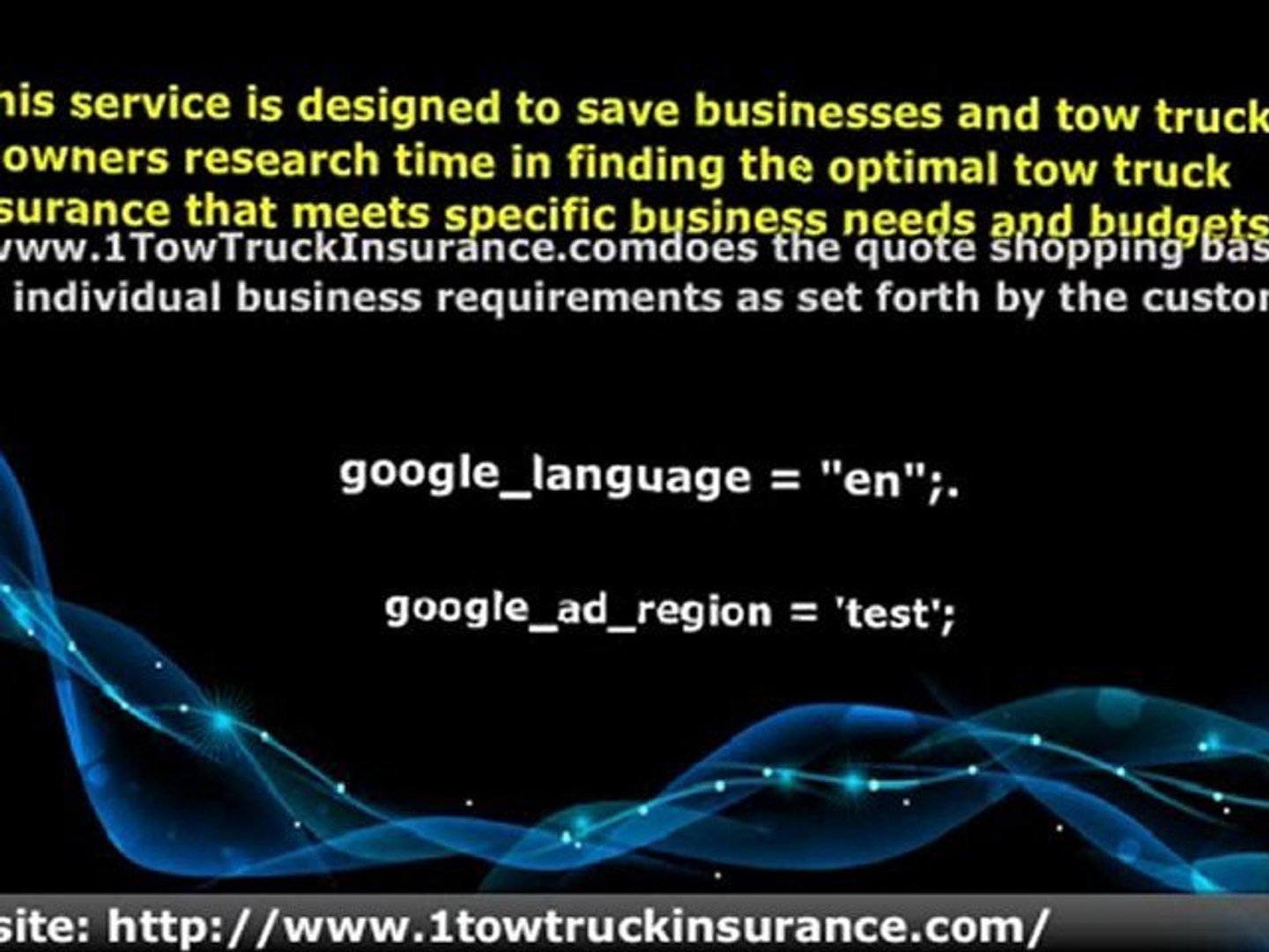 Get Tow Truck Insurance Quotes At Cheapest Price Video Dailymotion