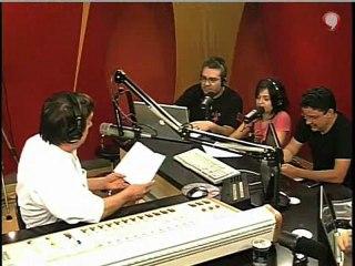 Participação no Programa Pânico, rádio Jovem Pan