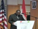 Ambassade de CI aux USA, priere eucumenique en la memoire des disparus