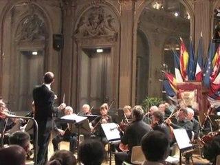 MOZART Symphonie en sol mineur n°40 - K550