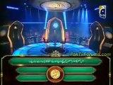 Alif Laam Meem Geo Tv Episode 22 - 17th  August 2011 Part 1/3