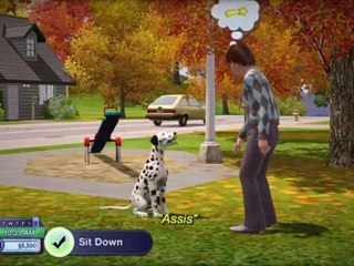 Trailer consoles de Les Sims 3 Animaux & Compagnie