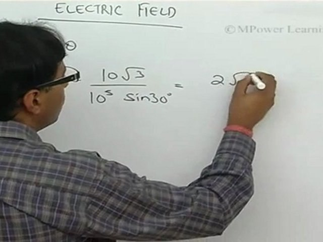 Potential Energy of a Dipole in Electric Field