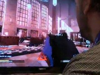 GamesCom Gameplay de Payday: The Heist