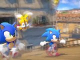 Sonic Generations - Bande-Annonce - Gamescom 2011
