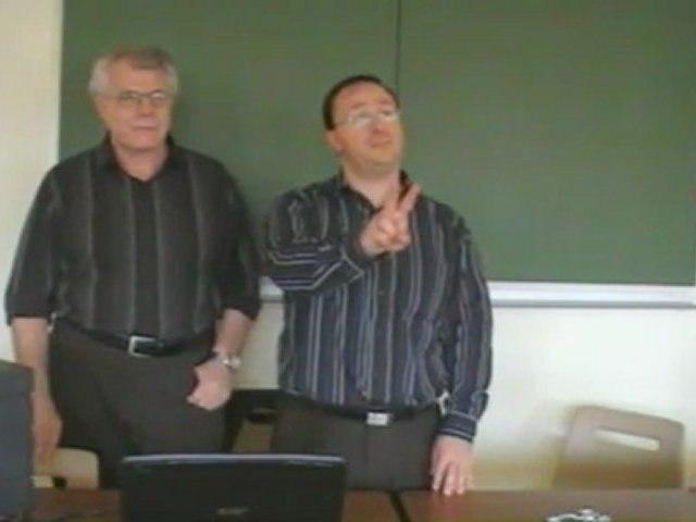 LANGAGE iNVERSé SUBLiMiNAL Conférence avec David Oates 5sur5