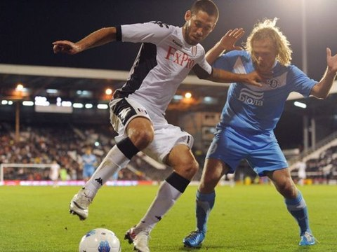 Highlights: Fulham FC vs Dnipro Dnipropetrovsk FC