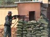 Blasts and gunfire in Kabul