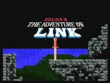 [Test Nintendo Nes] Zelda 2 : The Adventure Of Link
