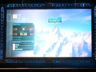Reportage EA à la Gamescom 2011 de SSX