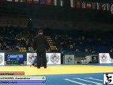 Judo 2011 WC Cadets Kiev: Amandine Buchard (FRA) - Ami Kondo (JPN) [-48kg] semi-final