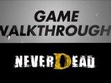 NeverDead - Gamescom 2011 Walkthrough #2 [HD]