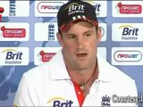 Controversy : Ian Bell's RUN OUT answered by Strauss