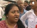 Hindistan'da yolsuzluğa karşı açlık direnişi