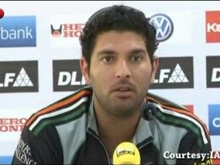 Yuvraj Singh NOW a Mature Cricketer