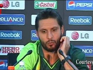 Shahid Afridi BACK in International Cricket
