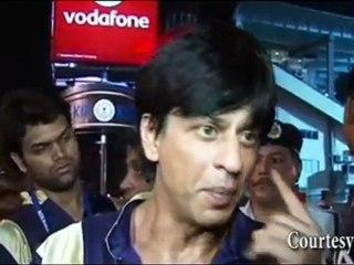 Shahrukh Khan finally DISAPPOINTED with Kolkata Knight Riders