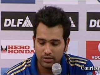 Rohit Sharma DISTRESSED with Indian Cricket