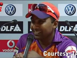 Mahela Jayawardene CONFUSED to play for Kochi Tuskers in the IPL 4