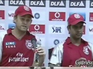 Adam Gilchrist COMPARES Paul Valthaty with Sachin Tendulkar