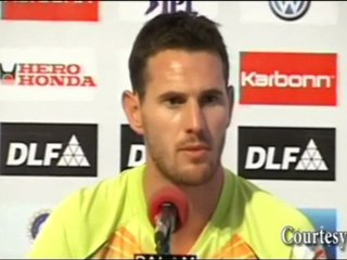 India is NOT the place for Fast Bowlers: Shaun Tait