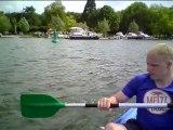Metz Plage Balade avec le Kayak Club de Metz