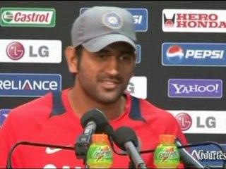 MS Dhoni's VIEWS on India vs Pakistan SEMI FINAL Cricket Match