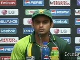 Mohammad Hafeez doesn't BELIEVE in HISTORY of India vs Pakistan