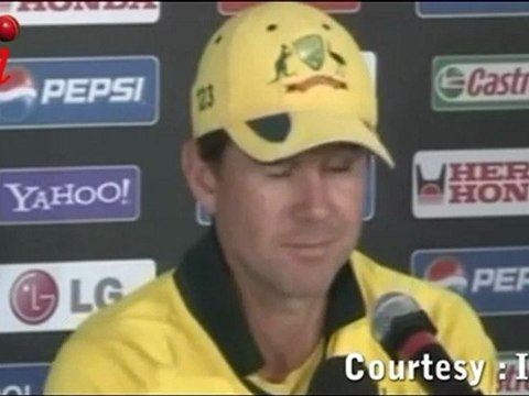 Ponting Declares Team India As Favourites For World Cup 2011