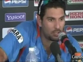 Yuvraj Singh playing this tournament for a special person !!