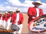 Banda Intercontinental Poopo - En Los Arenales. Los Andes Chacaltaya (Morenada)