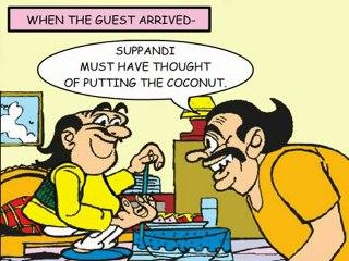 Suppandi's Adventure - Ant matter!