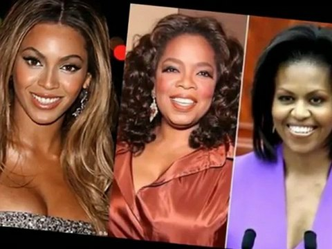 FORBES RANKED BEYONCE MOST POWERFUL BLACK WOMAN IN U.S OVER OPRAH   MICHELLE - YouTube