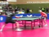 Crazy like Table Tennis
