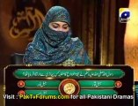 Alif Laam Meem Geo Tv Episode 26 - 20th  August 2011 Part 2/3