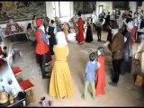 Epopée médiévale de Loches 2011: les Danses médiévales au logis royal