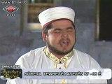 Muhammed Haşim Sûreya Tewbeyê Remezanê 2011 TRT 6