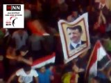 Syrian support for Syria and Bashar Al ASSAD, Damascus 20/08/2011