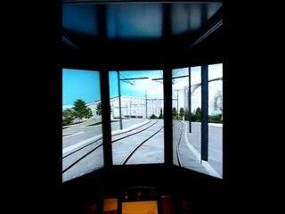 balade à BREST en tram
