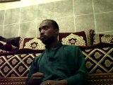 Sheikh Mohamed Bajrafil, Se doucher pendant le Ramadan