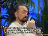 Mr. Adnan Oktar answers the claims about the axis of Turkey shifting