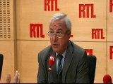 Jean Leonetti, ministre chargé des Affaires européennes, invité de RTL (22 août 2011)