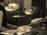 RESISTANCE (BE) in Studio - Drum tracking - May 2011