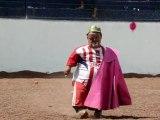 Mexique: des toreros petits par la taille, grands par le courage