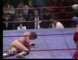 David Von Erich vs. Ric Flair