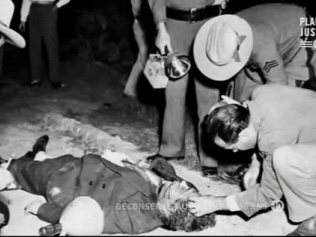"""""""L'escouade de la mort"""" - Histoire de gangsters"""