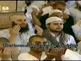 dua tahajjud macha allah par sheikh sudaiss 23 ramadan 1432/2011