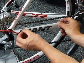 Clear Protection : Protection invisible de base arrière de cadre de vélo